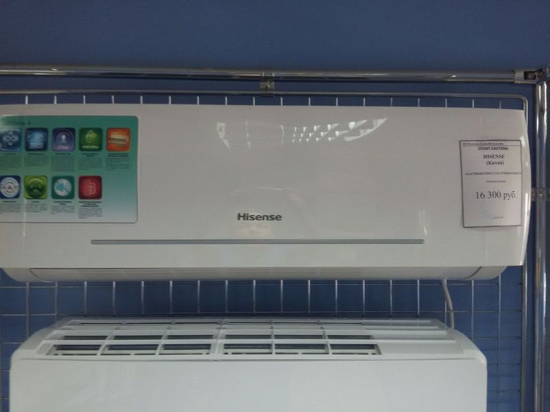 Сплит-система Hisense AS-09HR4SYDDCG/AS-09HR4SYDDCW