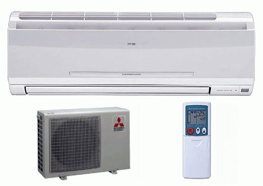 Сплит система Mitsubishi Electric MS-GE50VB/MU-GE50VB